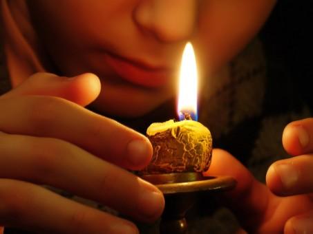 тратака на свечу