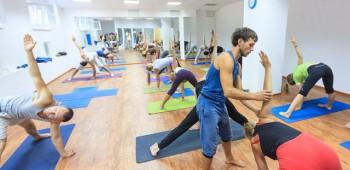 йога в витебске фото