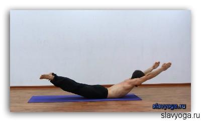 утренняя практика йоги