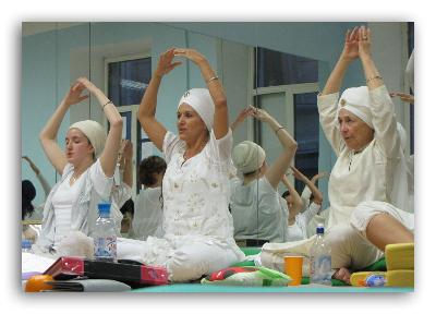 Кундалини йога для начинающих