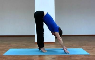 Йога при межпозвоночной грыже