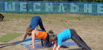 Сергей чернов детская йога