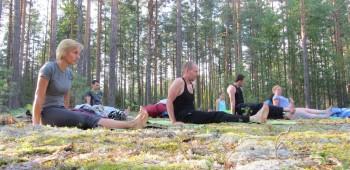 Летний интенсив по йоге