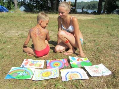 Интенсив по детской йоге
