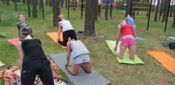 детский интенсив по йоге