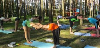 детский йога интенсив