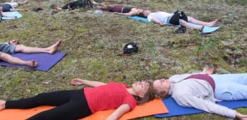 фотографии йоги в паре