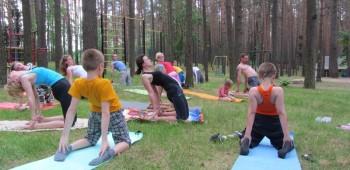 интенсив по детской йоге фотографии