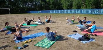 интенсив по детской йоге с фото