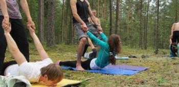 польза парной йоги