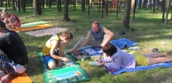 семейный тренинг