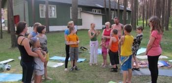 йога и дети