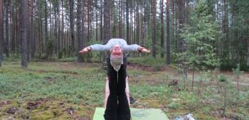 йога в паре фото