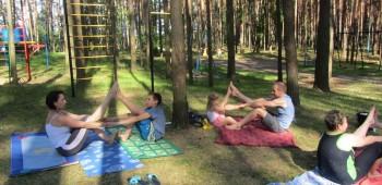 йога в семье