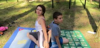 йога в семье фото