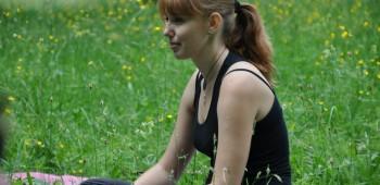 улыбка йога