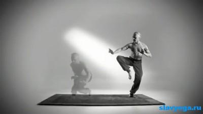 йога тени