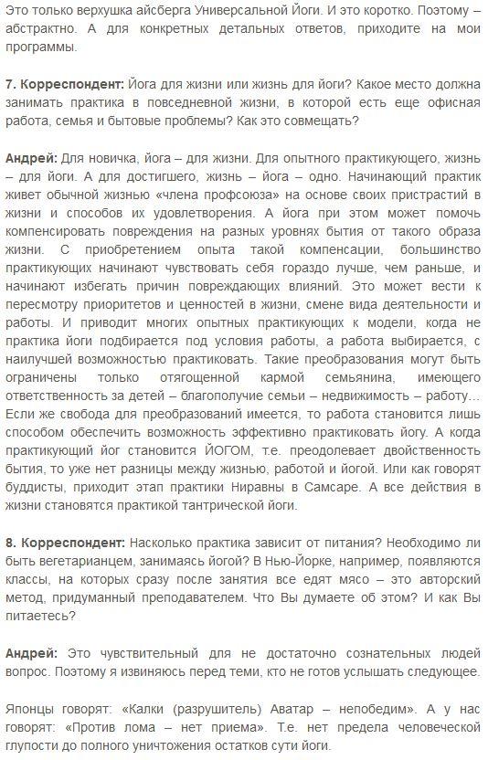 Интервью с Андреем Лаппой8