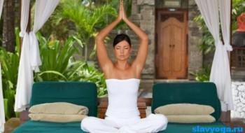 знаменитости йога