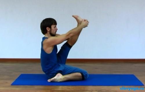 йога для тазобедренных суставов