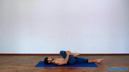 йога при варикозе