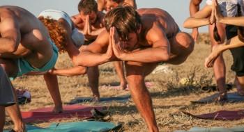 йога на тарханкуте