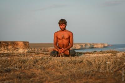 падмасана для медитации
