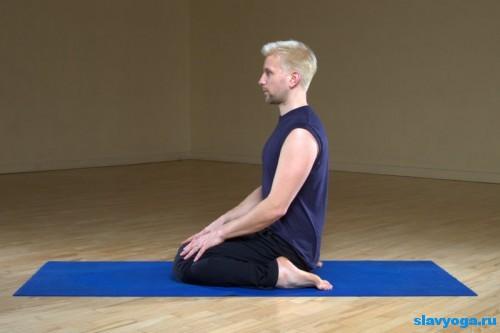 позиция для медитации