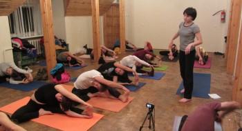 семинар о йоге
