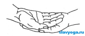 положения рук для медитации