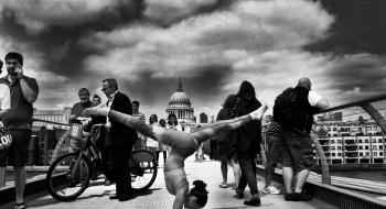 йога в мегаполисе