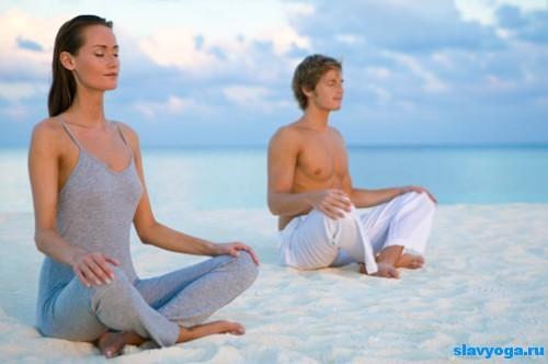 положения рук при медитации