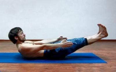 упражнения йоги для укрепления пресса