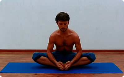 упражнения йоги для голеностопных суставов