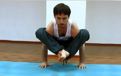 упражнения йоги для кистей