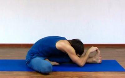 упражнения йоги для суставов