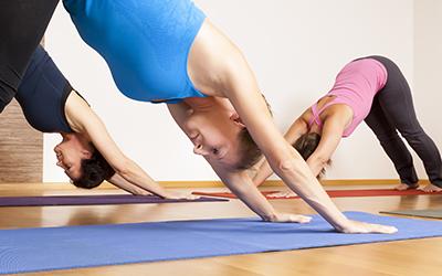 дневная практика йоги