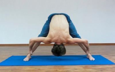 упражнения йоги для ног