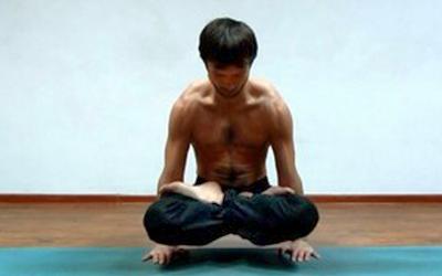 упражнения йоги для пресса