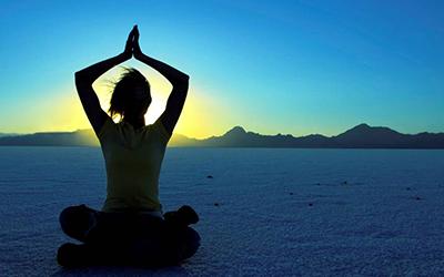 вечерняя практика йоги