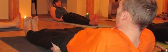 Интенсив по йоге