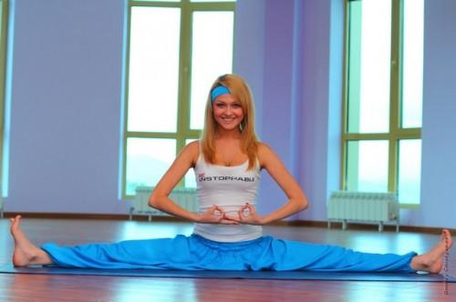 упражнения йоги для раскрытия тазобедренных суставов