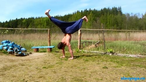 беседа о йоге