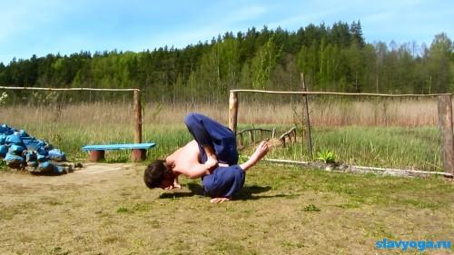 йога для души