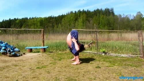беседа про йогу