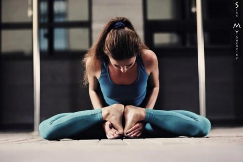 современная йога