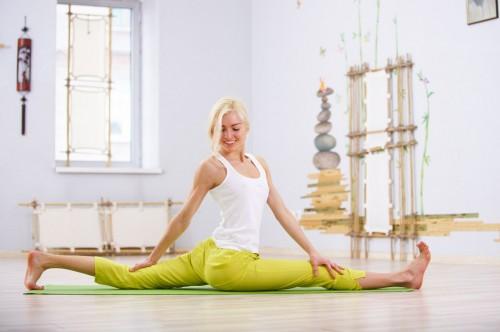 йога для ног асаны