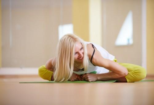 йога для ног фото