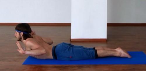 простая йога