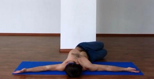 простые асаны йоги